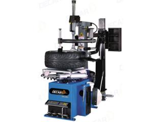 TC960ITR Automatic Tilt Back Post Tyre Changer with Inflator and Right Helper