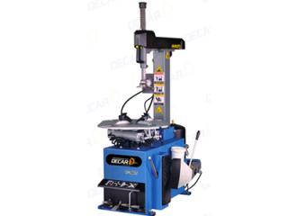 TC940IT Pneumatic Tilt Back Post Tyre Changer with Inflator