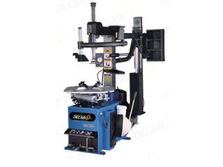 TC940ITR Pneumatic Tilt Back Post Tyre Changer with Inflator and Right Helper