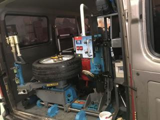 DK-M1 Mobile Tyre Fitting Machine