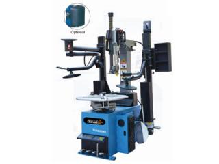TC955DHS Automatic Tyre Changer with Double Helper