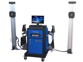 DK-V3H New Wheel Alignment System