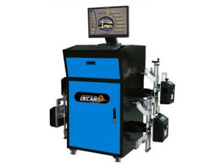 DK-DII Truck & Trailer  Wheel alignment