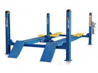 DK-35F4 4 Post Wheel Alignment Lift