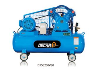 DK55200V80 Belt-Driven Air Compressor